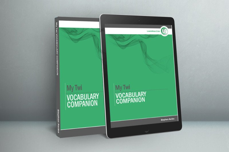 twi vocabulary ebook