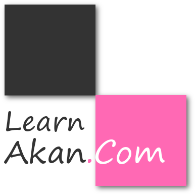 Learn Akan   Learn to Read, Write, and Speak the Akan Language for free